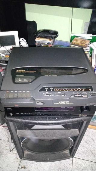 Polivox 3 Em 1 Trivox 300 System Stereo