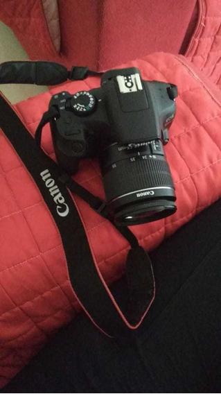 Canon T6 Semi Nova
