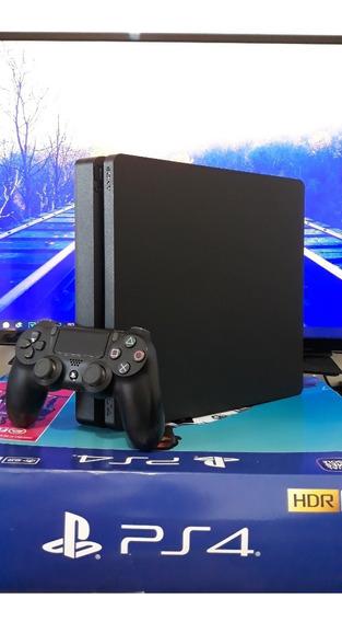 Video Game Playstation 4 Slim 500gb