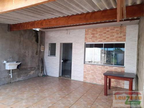 Imagem 1 de 15 de Casa Para Venda Em Peruíbe, Jardim Ribamar, 1 Dormitório, 1 Suíte, 1 Banheiro, 5 Vagas - 2488_2-911095