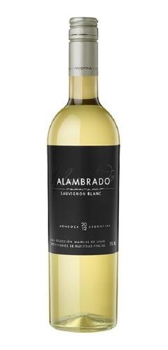 Vino Alambrado Sauvignon Blanc 750ml Santa Julia Caja X6
