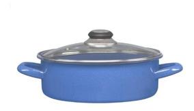 Cacerola Azul Grafito 26 Cm 4 Litros, Incluye Envío