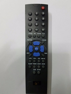 Control Remoto Tv Ken Brown Slimb