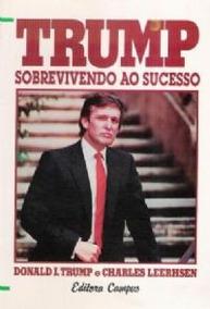 Livro Trump Sobrevivendo Ao Sucesso