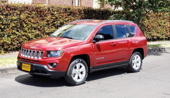 Jeep Compass Sport Aut 2.4 2014