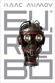 Livro Eu, Robô - Novo