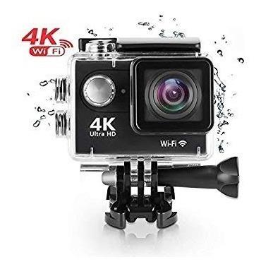 Câmera Sports Go Cam Pro Ultra 4k Wifi Hd Prova Dágua