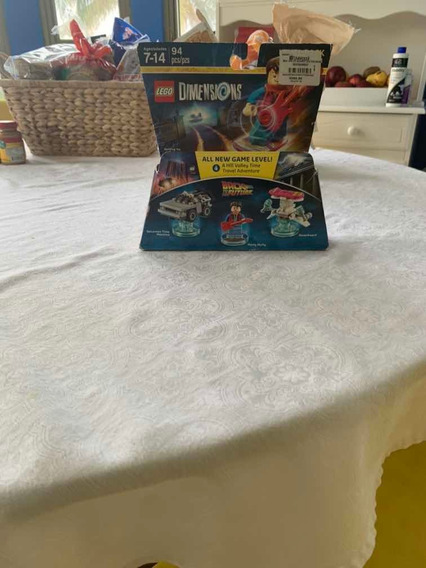 De Volta Para O Futuro Lego Dimensions