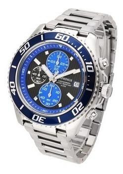 J Springs Bfd073 Analogo Crono Fechador Wr100m Relojfilia
