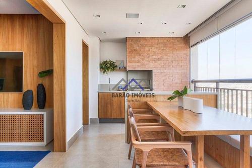 Imagem 1 de 30 de Apartamento À Venda, 128 M² Por R$ 1.383.000,00 - Anhangabaú - Jundiaí/sp - Ap1848