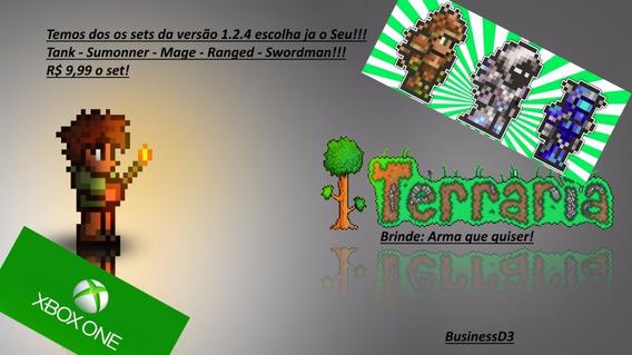 Items Terraria Xbox One 1.2.4 Sets