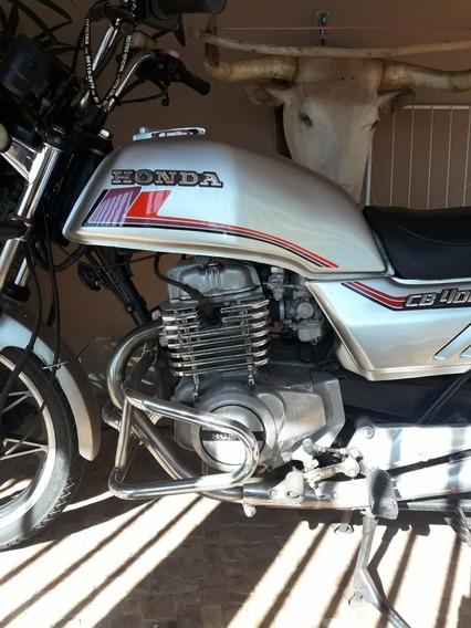 Honda Cb400ll