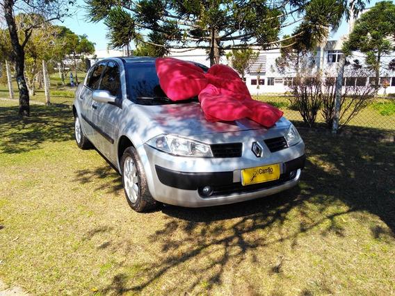 Renault Megane Motor 1.6 Ano 2010