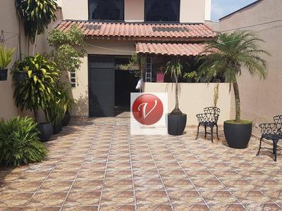 Sobrado Com 4 Dormitórios À Venda, 236 M² Por R$ 1.000.070 - Parque Bandeirante - Santo André/sp - So0754