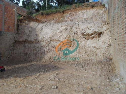 Imagem 1 de 3 de Terreno À Venda, 125 M² Por R$ 120.000,00 - Jardim Maria Clara - Guarulhos/sp - Te0013
