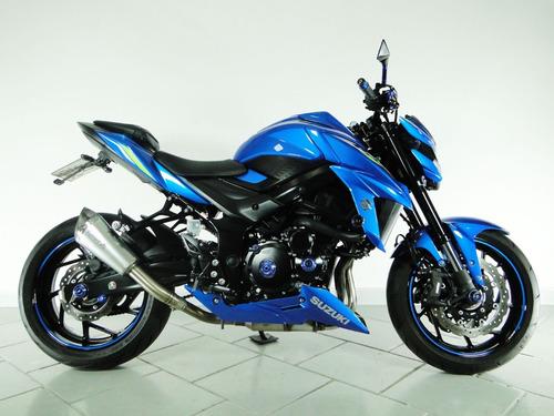 Imagem 1 de 9 de Suzuki Gsx-s 750