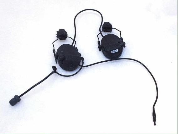 Auriculares A01 Escala 1/6 Para Hot Toys O Phicen