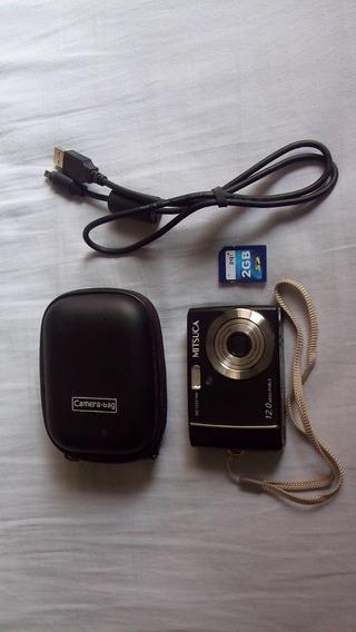 Câmera Digital Mitsuca 12mp