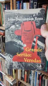 Livro Grande Sertao Veredas De Joao Guimaraes Rosa
