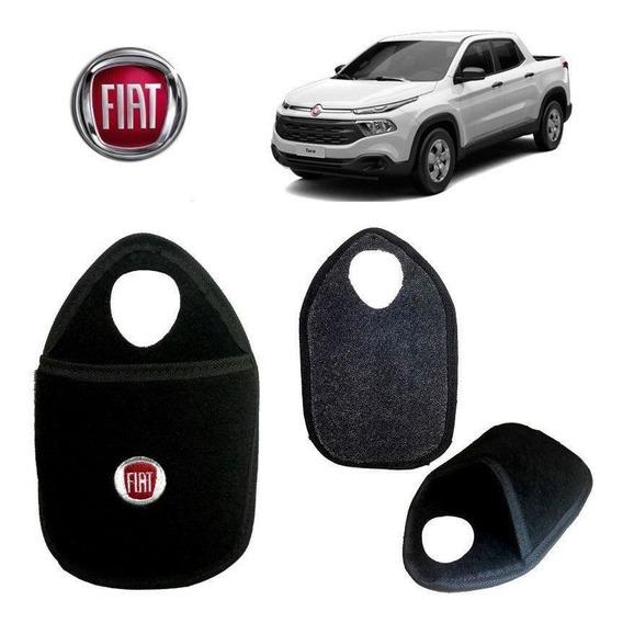 Lixo Para Carro Bordada Fiat Toro Bordado