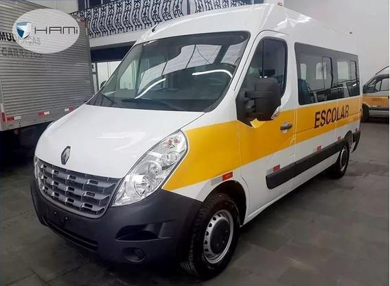 Renault Master Grand L2 Escolar 2020