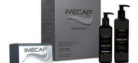 Kit Imecap Hair Queda Intensa - Shampoo + Loção + Cápsulas