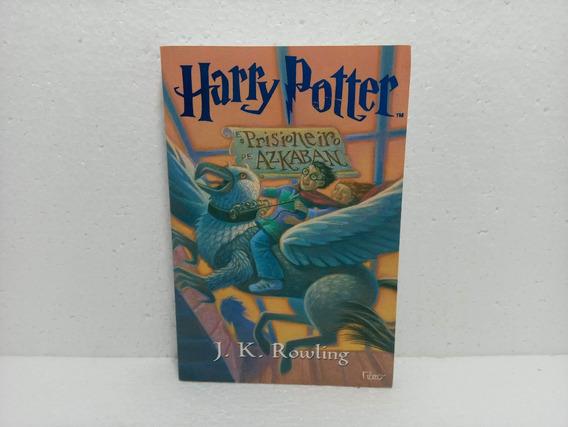 Livro Harry Potter E O Prisioneiro De Azkaban J. K. Rowling