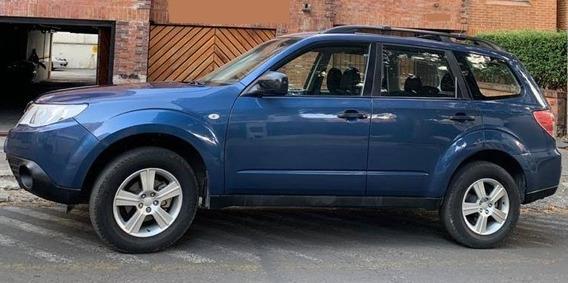 Camioneta Subaru Forester, 2.o 2012 Azul Marino 5 Puertas