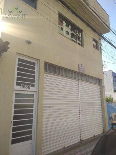 Imagem 1 de 6 de Sala Para Alugar, 50 M² Por R$ 800,00/mês - Centro - Suzano/sp - Sa0095