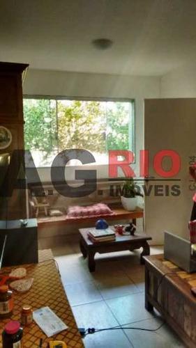 Casa De Rua-à Venda-jardim Sulacap-rio De Janeiro - Agv73531