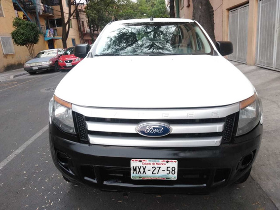 Ford Ranger 2.5 Xl Cabina Doble Mt 2016