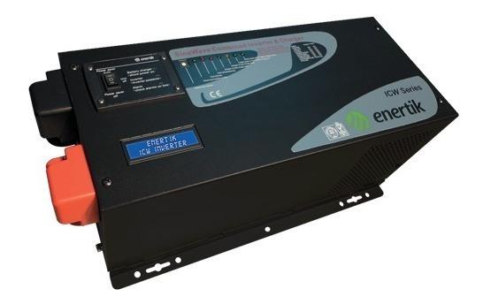 Inversor Cargador 50 Hz 30 A Enertik Icw-3000-12