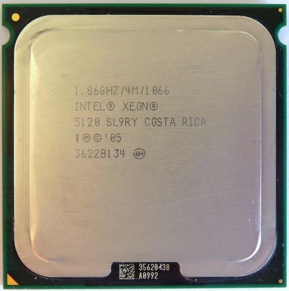 Processador Intel Xeon 5120 1.86ghz 4m 1066 Para Servidor