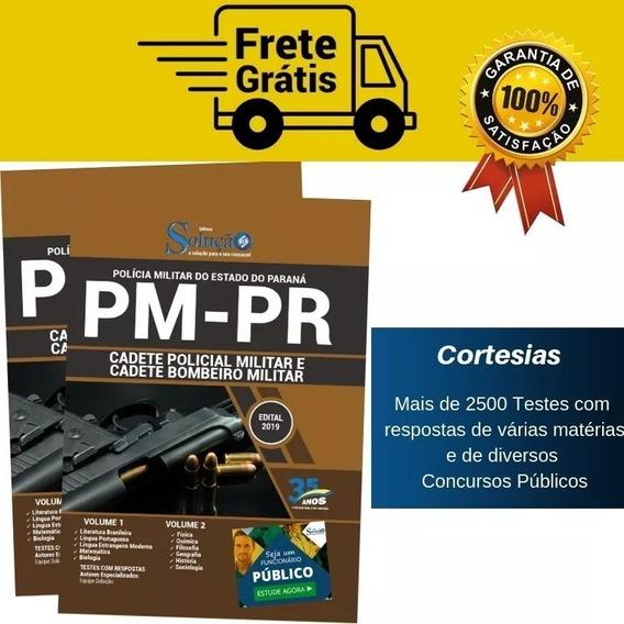 Apostila Cadete Pm Pr (polícia Militar Do Paraná)