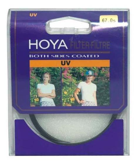 Filtros Hoya Uv 67mm Originales