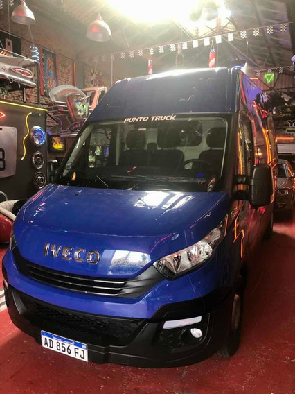 Iveco Daily Hi Matic Furgon 10m3 2019 Galpon Devoto Autos