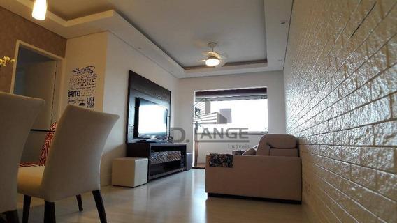 Apartamento Com 3 Dormitórios À Venda, 98 M² Por R$ 490.000,00 - Jardim Chapadão - Campinas/sp - Ap18057