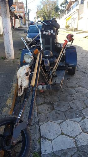 Imagem 1 de 10 de Triciclo 1979 Vw 1600
