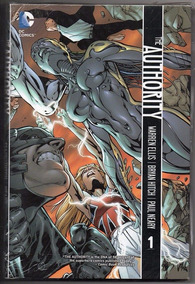 The Authority Volumes 01 & 02 Hardcovers