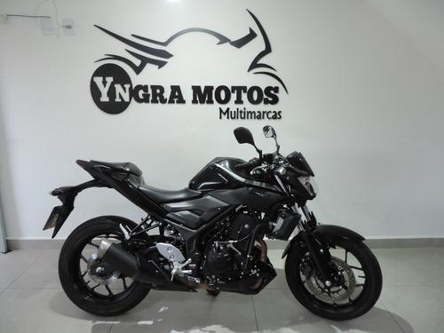 Yamaha Mt03 320cc Abs C/11.247 Mil Km 2020