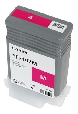 Kit 3 Tinta Plotter Canon Ipf 670/770 Pfi-107 Bk/m/c Origi