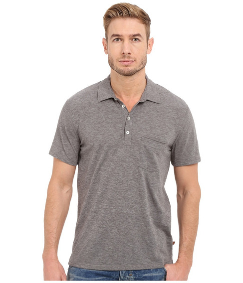 Exclusiva Polo 7 For All Mankind Placket 2xl Xxl