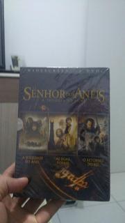 O Senhor Dos Anéis - A Trilogia Do Filme (06 Dvds)