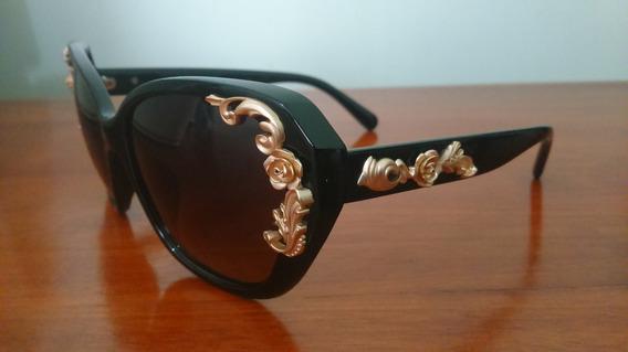 Óculos Sol Dg4167 Black Sem Uso Pronta Entrega
