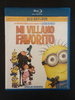 Mi Villano Favorito - Blu-ray + Dvd - Original - Germanes