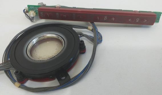 Placa De Comando E Sensor Infrared Tv Lg 42lh70yd