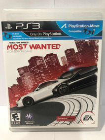 Jogo P/ Playstation 3 Físico(cd) Need For Speed Most Wanted