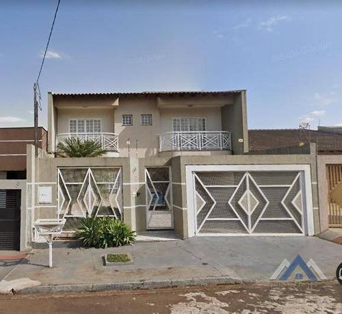 Imagem 1 de 30 de Sobrado À Venda, 255 M² Por R$ 650.000,00 - Jardim Honda - Londrina/pr - So0117