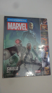 Enciclopedia Marvel Shield Volumen 1 Q