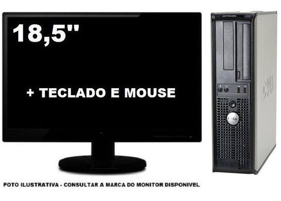 Computador Dell Optiplex 360 Intel E5400 4gb 120gb Ssd